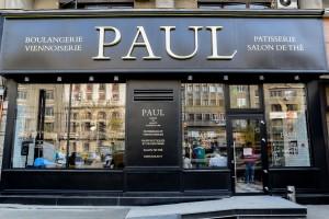 Paul adauga in meniu croissante cu sote de ciuperci, somon sau branza de capra