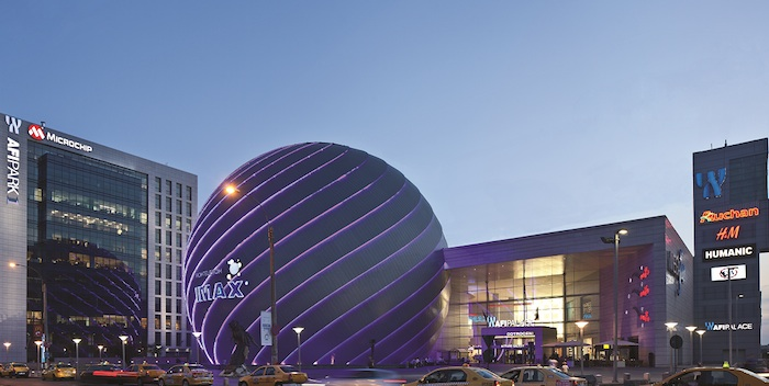 Mallul de 401 de milioane de euro continua sa isi creasca venitul