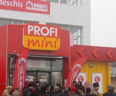 Profi – 71 de magazine planificate pentru 2015