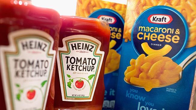 Noul jucator mondial din industria alimentelor – Kraft Heinz Company