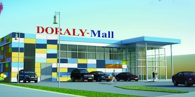 Mic centru comercial planificat de Doraly in Constanta