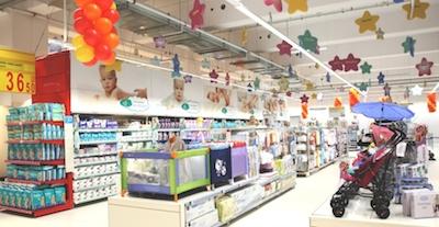Carrefour deschide al zecelea hipermarket din Bucuresti