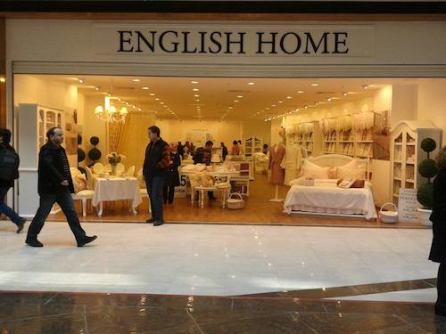 Lantul de 220 de magazine de decoratiuni, English Home, se extinde in Romania