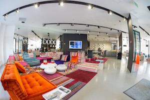 Retailerul de mobila de lux Roche Bobois deschide un showroom in Bucuresti