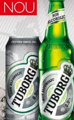 Tuborg fara…alcool