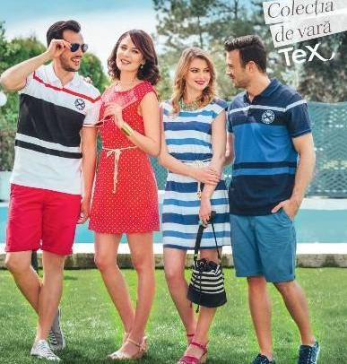 Noua colectie de haine de vara TeX