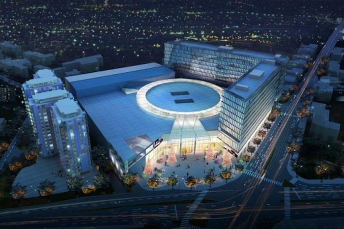 La sfarsitul anului incepe constructia la al treilea mall din Timisoara
