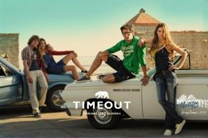TimeOut, trei intr-un an