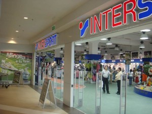 Intersport in Galleria Arad