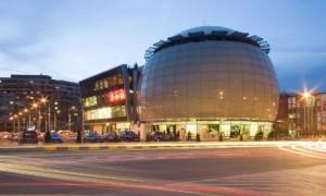 Al treilea mall in Ramnicu Valcea