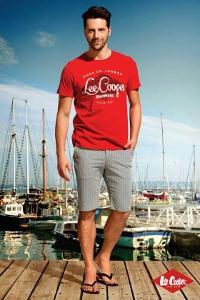 Pantaloni scurti pentru el Lee Cooper