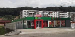 Primul magazin modular - PROFI Sighisoara
