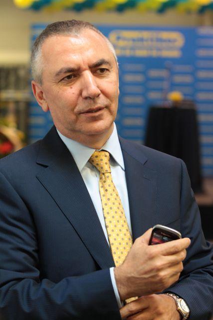 Omer Susli, proprietarul Praktiker Romania