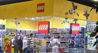 Lego Magazin