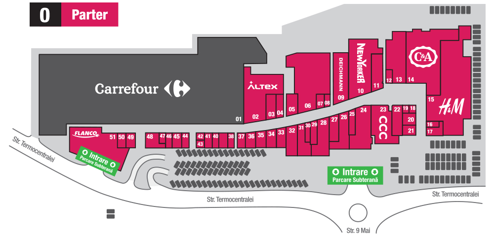 Harta Baneasa Shopping City Harta