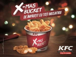 KFC X-mas bucket