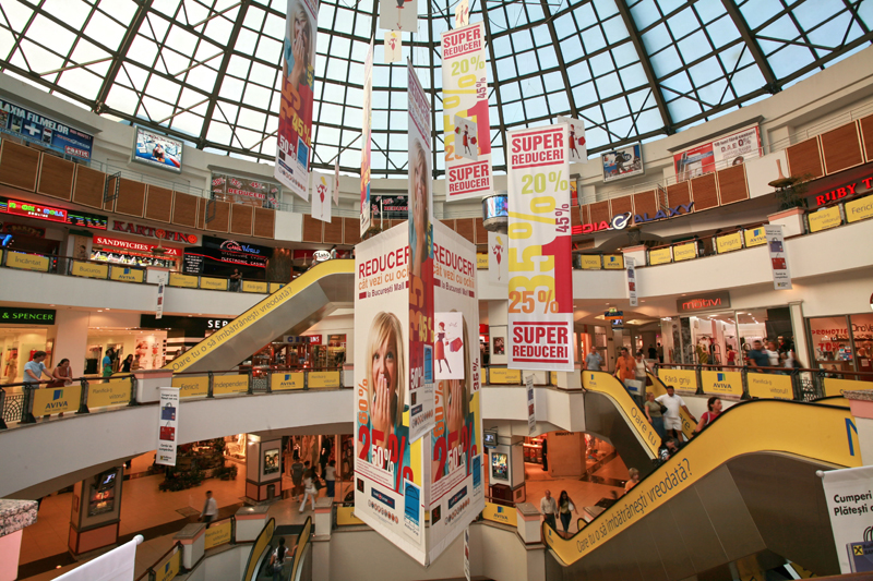 Reducerile Din Plaza Romania Si Bucuresti Mall Ajung Pana La 70