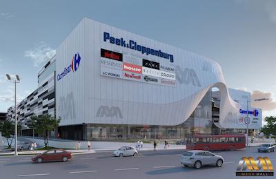 Inaugurare Mega Mall