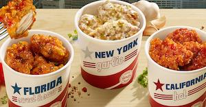 KFC aduce noi gusturi americane in Romania American Bites