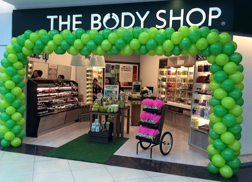 The Body Shop - Bucuresti Mall