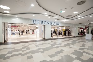 Debenhams_Plaza Romania