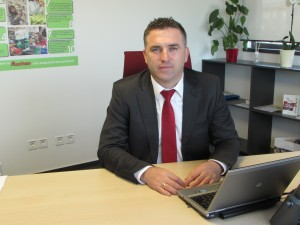 Ionut Ardeleanu, Director General Auchan Romania