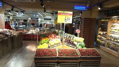 Market Craiova Piata Centrala_fructe