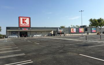 Kaufland, hipermarket în Mangalia. Reţeaua ajunge la 110