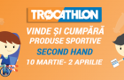 Târg second hand la Decathlon