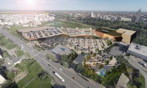 Satu Mare se pregătește să intre în rândul orașelor cu mall