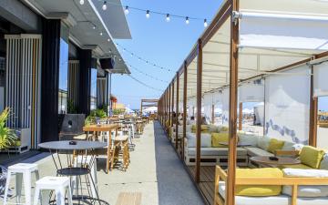 Nou la Mamaia: s-a deschis Riviera Peroni al Café del Mar