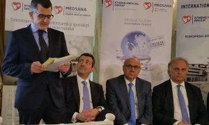Medsana: un nou spital şi o clinică