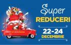 Cumpărături avantajoase în ultimul weekend înainte de Crăciun, la Veranda Mall