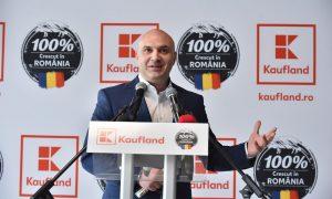 Peste 200.000 de porci anual la Raftul Românesc al Kaufland
