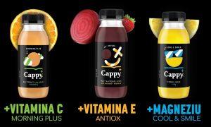 Nou în portofoliul Coca-Cola: Cappy+