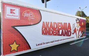 Kaufland, școală de nutriție pentru copii