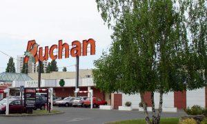 Auchan, un nou depozit lângă Bucureşti