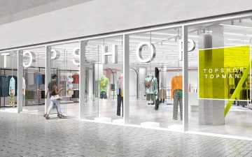 Topshop Topman deschide primul magazin din România