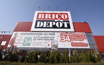 Brico Depôt a transformat 19 magazine Praktiker şi are 34 unităţi