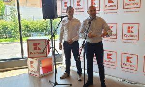 Primul Kaufland din România, reamenajat