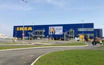Al 2-lea IKEA din România, cel mai mare din Sud-Estul Europei