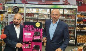 Telekom Romania a lansat Mobil Nelimitat, disponibil în Mega Image