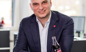 Nou şef la Coca-Cola România