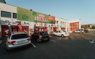 MAM Bricolaj, al 2-lea magazin în Bucureşti