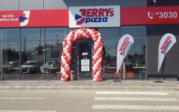 Un nou Jerry's Pizza, deschis cu 140.000 €