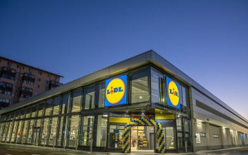 Lidl redeschide un magazin din Mureş
