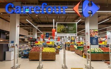 Carrefour, al 2-lea hipermarket din Brașov și al 40-lea din România