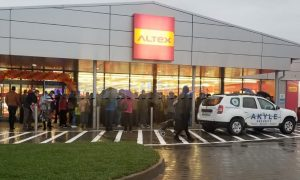 Altex a deschis un nou magazin