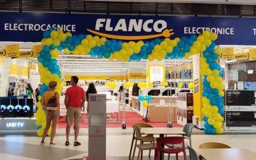 Un nou magazin Flanco